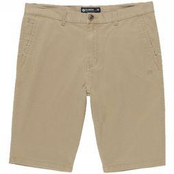 Element Short Howland Classic Wk Brun Sable