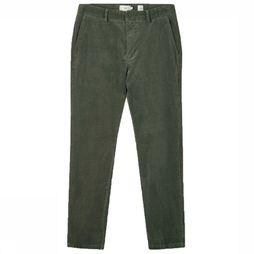 Minimum Pantalon Model Two Kaki Foncé