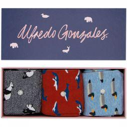 Alfredo Gonzales Kous Animals Gift Box Assortiment