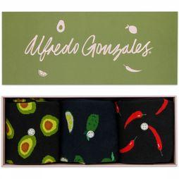 Alfredo Gonzales Chaussette Food Gift Box Assortiment