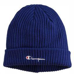 Champion Bonnet 804413 Bleu Roi
