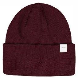 Makia Bonnet Thin Bordeaux