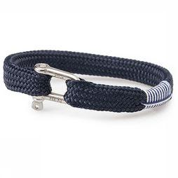 PIG&HEN Armband  Sharp Simon Marineblauw