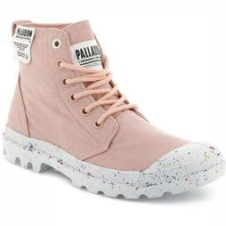 Palladium Bottine Pampa Hi Organic Lichtroze