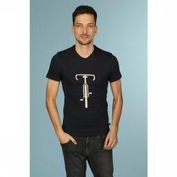 Munoman T-Shirt Tito Bicycle Noir