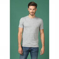 Minimum T-Shirt Delta Gris Clair Mélange