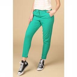 B.Young Broek Danta Crop Middengroen