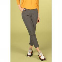 B.Young Pantalon Danta Crop Kaki Clair