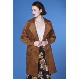 Selected Manteau  Savanna Jacket W Chameau
