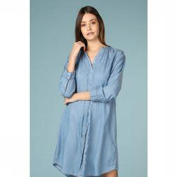Selected Robe Marla 7/8 Bleu De Jeans