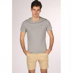 Selected T-Shirt miami Gris Clair Mélange