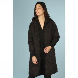 Selected Manteau maddy Nos Noir