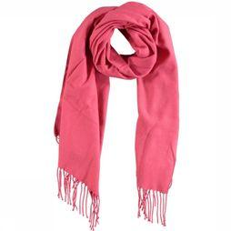 Object Sjaal Marilyn Wool Fuchsia