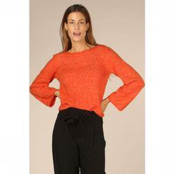 Object Pull Nete Boatneck Ls Orange