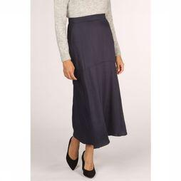 Selected Jupe paige Hight Waist Ankle Bleu Foncé