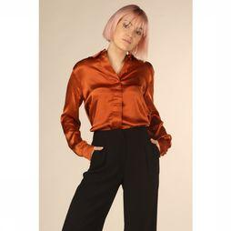 Selected Blouse audrey Odette Ls Rouille