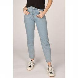 Selected Jeans Slf Ida Mw Skinny Bleu Clair