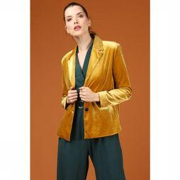 Catwalk Junkie Blazer Easy Peacy Jaune Foncé