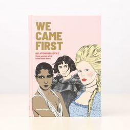 Laurence King Livre We Came First Pas de couleur