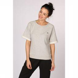 PlayPauze Pull Sun Fleece Gris Clair