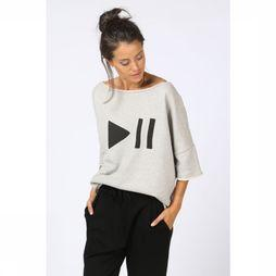 PlayPauze Pull Spinoza Gris Clair
