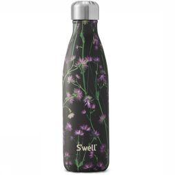 Swell Drinkfles Thistle 500ml Zwart/Groen