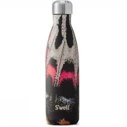 Swell Drinkfles Butterfly 500ml Zwart/Rood