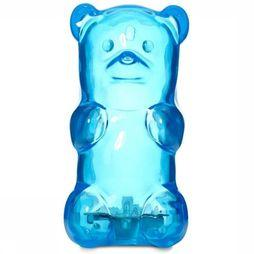 FCTRY Lampe De Table Gummy Goods Nightlight Bleu Moyen