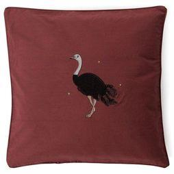 Coussin Ostrich Cushion Gevuld