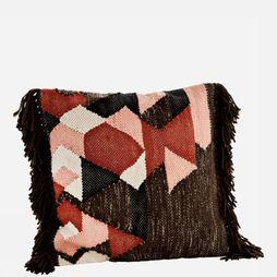 Coussin Cover Fringes