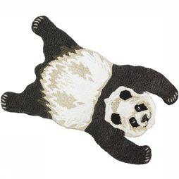 Doing Goods Tapijt Plumpy Panda Rug Small Zwart/Wit