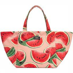 WOU Sac Watermelon XL Rouge/Rose Moyen