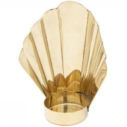 Bougie/Bougeoir Shell Candle Holder Small