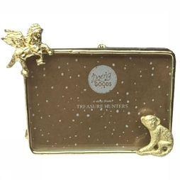 Doing Goods Kader Magic Monkey Unicorn Frame Small Goud
