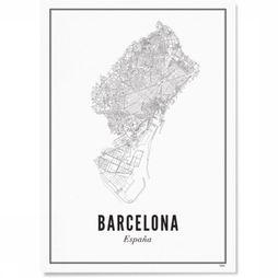 Wijck. Photo Ww3 Barcelona City Pas de couleur