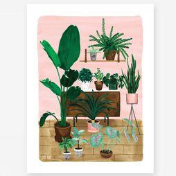 All the ways to say Poster Living Room Klein Geen kleur