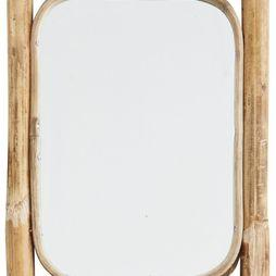 Miroir Hanging Mirrow W/Bamboo