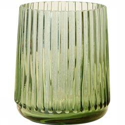 Green Glass Vase S