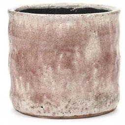Serax Cache-Pot Flame 15.5cm Rose Clair