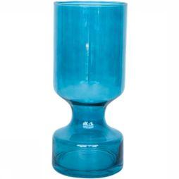 Vase Boogie Nights Colonial Blue D13 x H30 cm