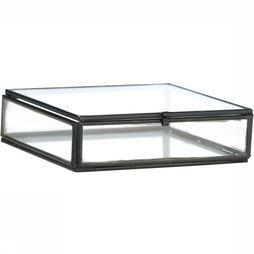 Kleine Opberger Quadratic Glass Box