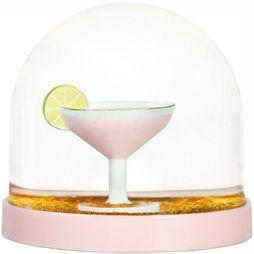 &KLEVERING Decoration Wonderball Cocktail Pink Or/Rose Clair