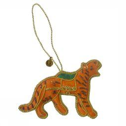 Kerstcollectie Roarrr Tiger Set Of 4