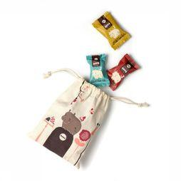 Nourriture String Bag Hippo Assorted Flavours