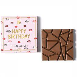 Eten Chocolade Happy Birthday