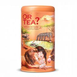 Or Tea? Drinken African Affairs Thee Oranje