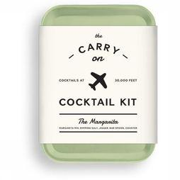 W&P Accessoire Carry On Cocktail Kit The Margarita Vert Clair
