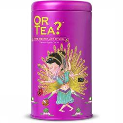 Or Tea? Thé can secret life of chai Pas de couleur