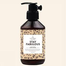 The Gift Label Lotion Hand Stay Fabulous Brun Clair/Brun Foncé