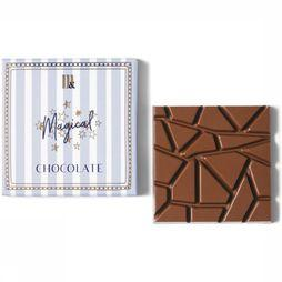 Me&Mats Chocolade Magical Lichtblauw/Wit